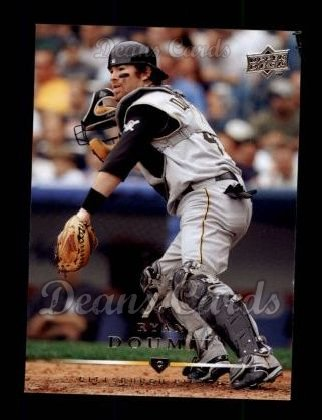 2008 Upper Deck #209  Ryan Doumit