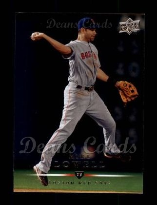 2008 Upper Deck #228  Mike Lowell