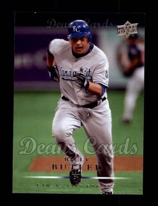 2008 Upper Deck #259  Billy Butler