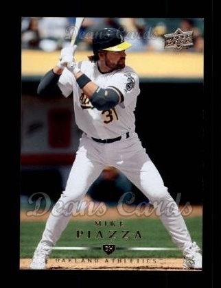 2008 Upper Deck #26  Mike Piazza