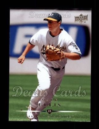 2008 Upper Deck #28  Mark Ellis
