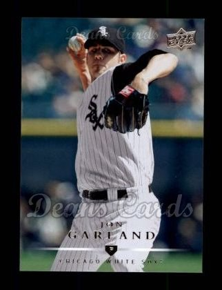 2008 Upper Deck #282  Jon Garland