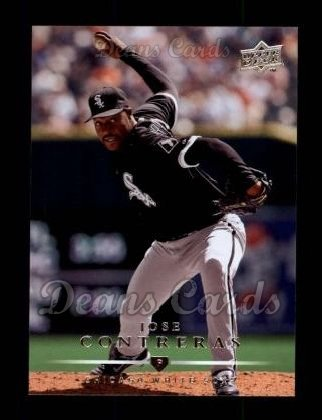 2008 Upper Deck #283  Jose Contreras