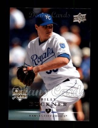 2008 Upper Deck #310  Billy Buckner