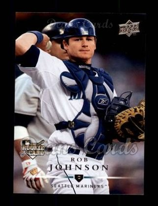 2008 Upper Deck #321  Rob Johnson