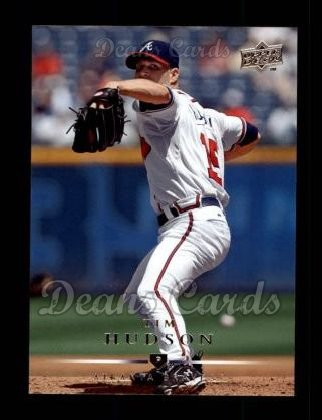 2008 Upper Deck #41  Tim Hudson