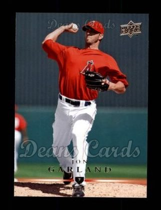 2008 Upper Deck #537  Jon Garland