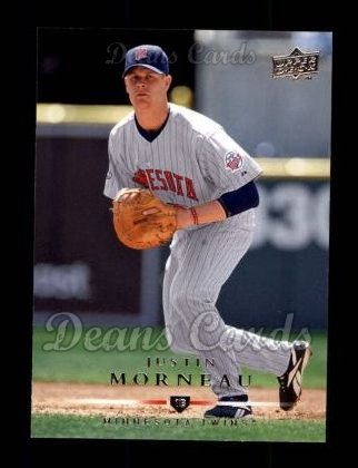 2008 Upper Deck #566  Justin Morneau