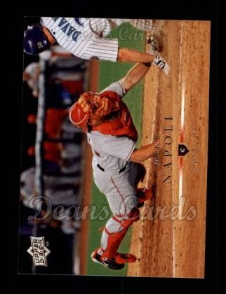 2008 Upper Deck #6  Mike Napoli