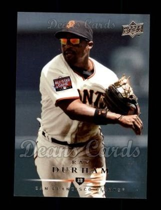 2008 Upper Deck #640  Ray Durham