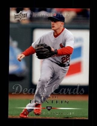 2008 Upper Deck #68  David Eckstein