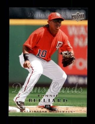 2008 Upper Deck #699  Ronnie Belliard