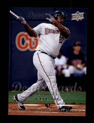 2008 Upper Deck #767  Dmitri Young