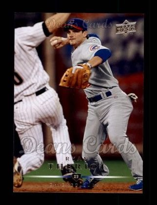 2008 Upper Deck #78  Ryan Theriot