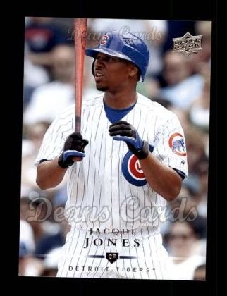 2008 Upper Deck #80  Jacque Jones