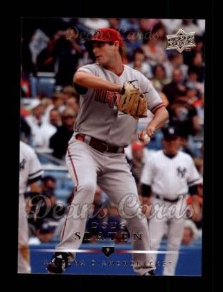 2008 Upper Deck #94  Doug Slaten