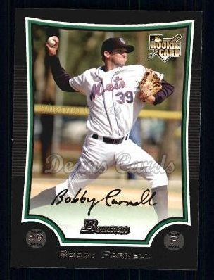 2009 Bowman #211  Bobby Parnell