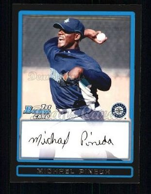 2009 Bowman Prospect #17 BP Michael Pineda