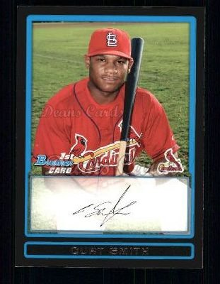2009 Bowman Prospect #34 BP Curt Smith