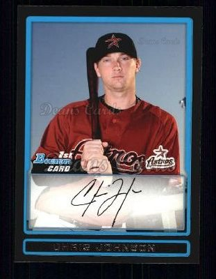 2009 Bowman Prospect #48 BP Chris Johnson