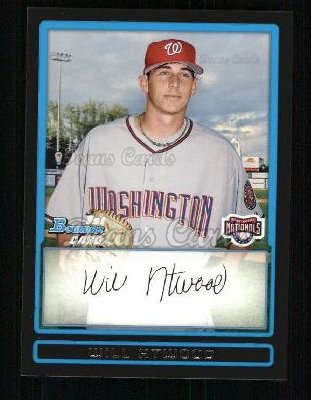 2009 Bowman Prospect #79 BP Will Atwood
