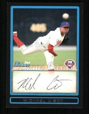 2009 Bowman Prospect #90 BP Michael Cisco