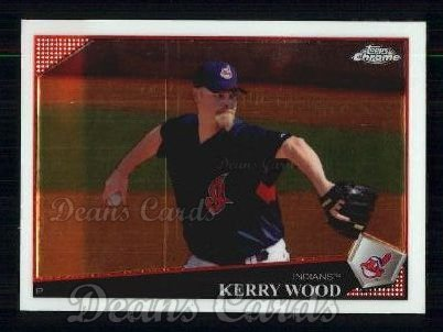 2009 Topps Chrome #2  Kerry Wood