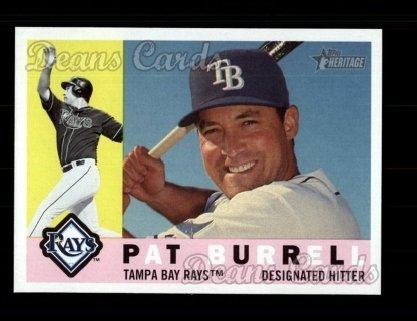 2009 Topps Heritage #658  Pat Burrell