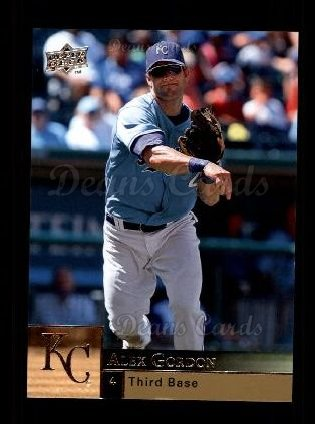 2009 Upper Deck #167  Alex Gordon