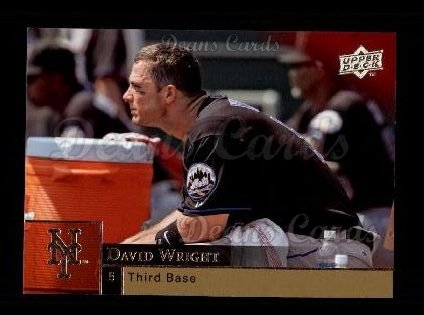 2009 Upper Deck #243  David Wright