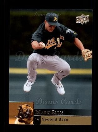 2009 Upper Deck #282  Mark Ellis