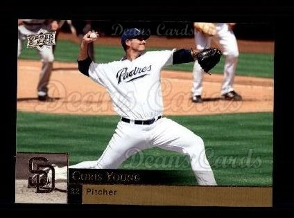 2009 Upper Deck #313  Chris Young