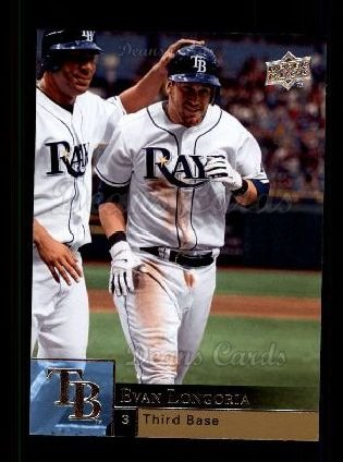 2009 Upper Deck #360  Evan Longoria