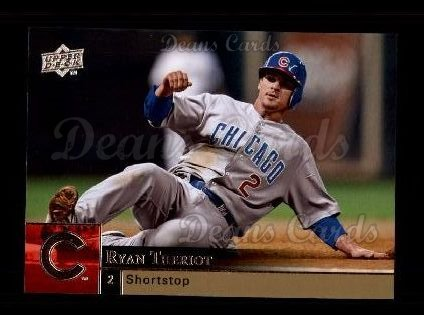 2009 Upper Deck #70  Ryan Theriot