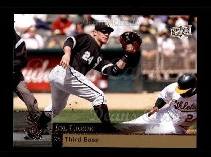2009 Upper Deck #83  Joe Crede