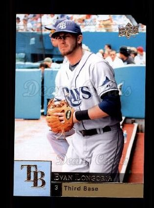 2009 Upper Deck #898  Evan Longoria