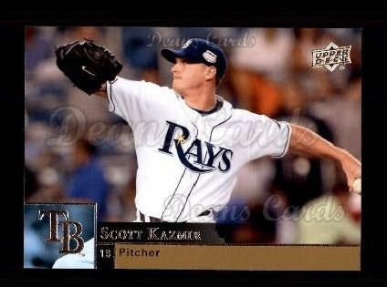 2009 Upper Deck #900  Scott Kazmir