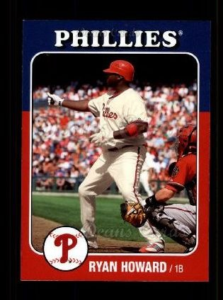 2009 Upper Deck O-Pee-Chee #48  Ryan Howard