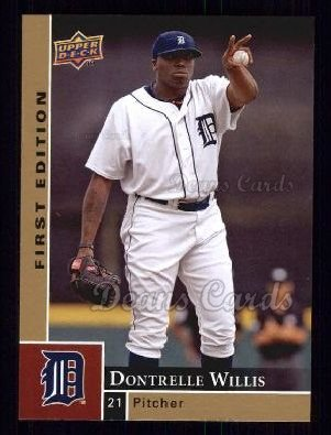 2009 Upper Deck First Edition #109  Dontrelle Willis