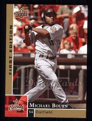 2009 Upper Deck First Edition #123  Michael Bourn