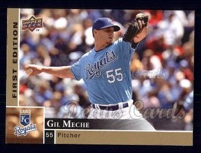 2009 Upper Deck First Edition #128  Gil Meche