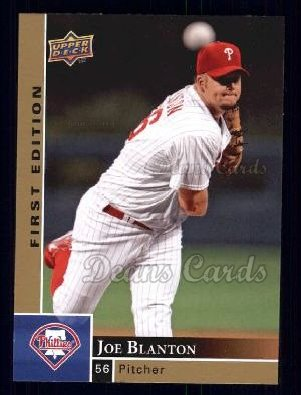 2009 Upper Deck First Edition #225  Joe Blanton
