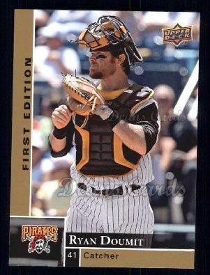 2009 Upper Deck First Edition #236  Ryan Doumit