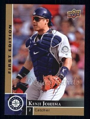 2009 Upper Deck First Edition #262  Kenji Johjima