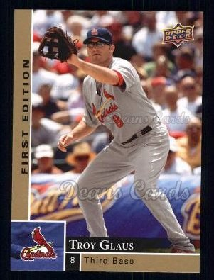 2009 Upper Deck First Edition #265  Troy Glaus