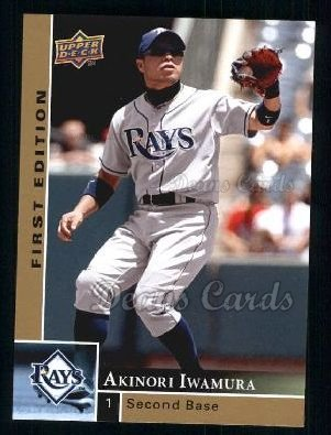 2009 Upper Deck First Edition #279  Akinori Iwamura