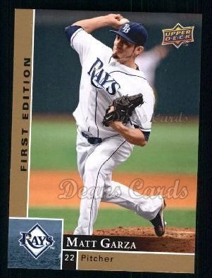 2009 Upper Deck First Edition #281  Matt Garza