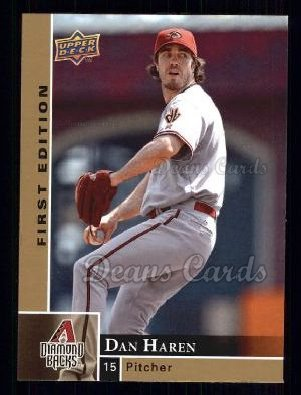 2009 Upper Deck First Edition #4  Dan Haren