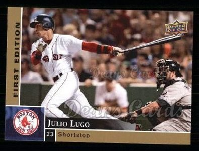 2009 Upper Deck First Edition #43  Julio Lugo