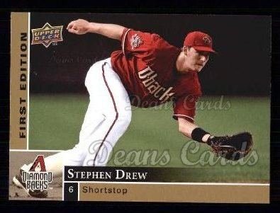 2009 Upper Deck First Edition #5  Stephen Drew